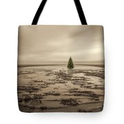 Christmas On The Bar Tote Bag