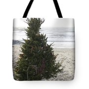 Christmas On The Beach 1 Tote Bag