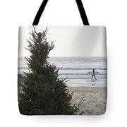 Christmas On The Beach 2 Tote Bag