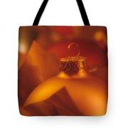 Christmas Ornament Tote Bag