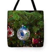 Christmas Bling #6 Tote Bag