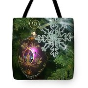 Christmas Ornaments 2 Tote Bag