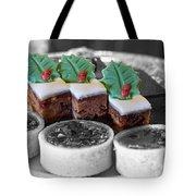 Christmas Pastries Tote Bag