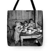 Christmas Poor, 1936 Tote Bag