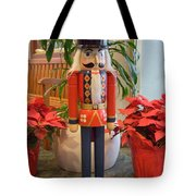 Christmas Sentinel  No 1 Tote Bag