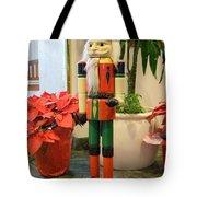 Christmas Sentinel No 2 Tote Bag