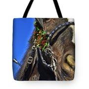 Christmas Shire Tote Bag