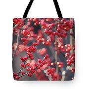 Christmas Sparkles Tote Bag