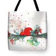 Christmas Theme 2 Tote Bag