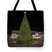 Christmas Tree Hampton City Center  Tote Bag