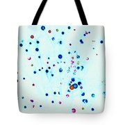 Christmas Tree Lights Invert Tote Bag
