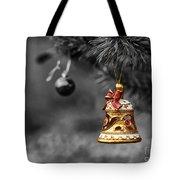 Christmas Tree Ornament Tote Bag
