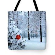 Christmasland Tote Bag