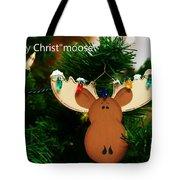 Christmoose Tote Bag