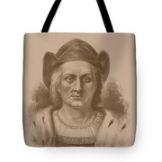 Christopher Columbus Tote Bag