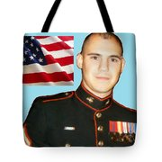 Christopher Nutting Tote Bag