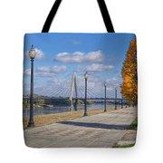 Christopher S. Bond Bridge Tote Bag