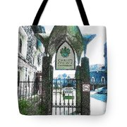 Christ's College Canterbury Tote Bag