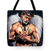 Christy Angel Tote Bag