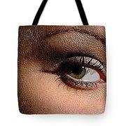 Christy Eyes 89 Tote Bag