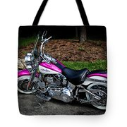 Chrome Galore Tote Bag