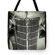 Chrome Grill Tote Bag