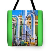 Chrome Industry Tote Bag