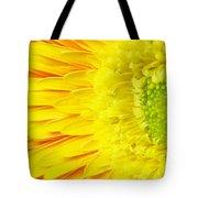 Chrysanthemum Flower Closeup Tote Bag