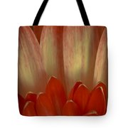 Chrysanthemum Pedals Tote Bag