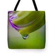 Raindrop Bud Tote Bag