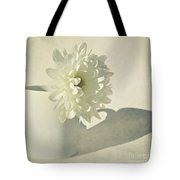 Chrysanthemum Shadow Tote Bag