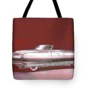 Chrysler 50's Concept Tote Bag