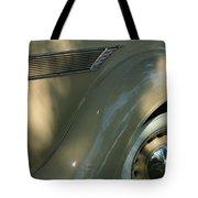 Chrysler Airflow Tote Bag