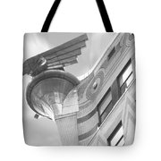 Chrysler Building 4 Tote Bag by Mike McGlothlen