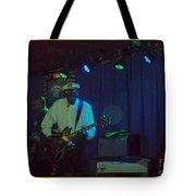 Chuck Berry And Charles Berry Jr. 2 Tote Bag