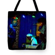 Chuck Berry Fam Jam Tote Bag