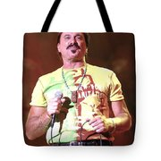Chuck Negron Tote Bag