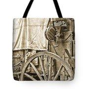 Chuck Wagon Tote Bag