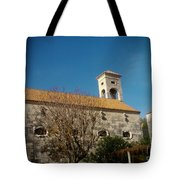 Church 2 Tote Bag