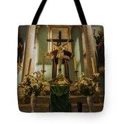 Church Altar Tote Bag