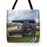 Church At Fort Moultrie Tote Bag