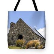 Church At Lake Tekapo Tote Bag