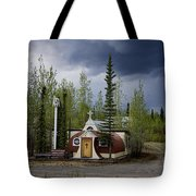 Church Beaver Creek Yukon Tote Bag