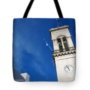 Church Belfry Tote Bag
