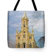 Church, Brazil Tote Bag