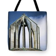 Church - Tower Bell - Luther Fine Art Tote Bag