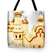 Church Complex Tote Bag