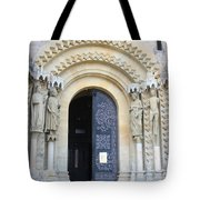 Church Door - Cathedral Bamberg - Germany Tote Bag