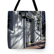 Church Doorway Tote Bag