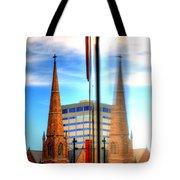 Church Downtown Denver 5074 Tote Bag